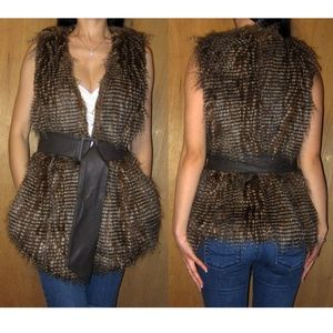 Fever - Faux Fur Vest